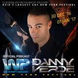 Danny Verde - White Party Bangkok 2017 Official Podcast