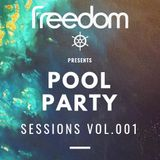 Freedom On Air Presents Pool Party Sessions Vol. 1