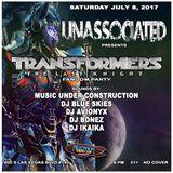 Transformer Fandom Party - DJ Avionyx Live Set 7/8/17