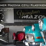 27 Audycja Youngtimer Mazovia czyli Klasykiem po Mazowszu goście Łukasz Szaykowski i Pablo Kocurro