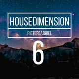 House Dimension 6 ( ADE SPECIAL ) Podcast. by Pieter Gabriel