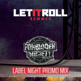 FSRECS Label Night at Let It Roll OA 2017 promo mix by Forbidden Society