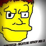 DjPuzaTGK NightLive HipHop Mix 2