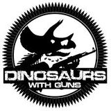 DINOSAURS WITH GUNS
