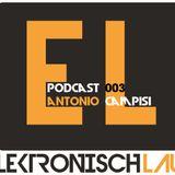EL-Podcast 003 - Antonio Campisi
