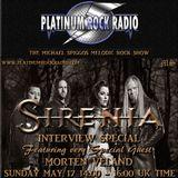 The Michael Spiggos Melodic Rock Show 17.05.2015 featuring Morten Veland (Sirenia)
