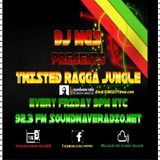 Dj.MGS Presents Twisted~Ragga Jungle Vol.16.'Full Throttle'