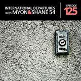 Myon & Shane 54 - International Departures 125 (17-04-2012)