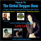 Cee Bee Global Reggae Show 028 13-01-2017