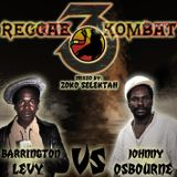 Zoko Selektah - Reggae Kombat vol.3 [Barrington Levy versus Johnny Osbourne]