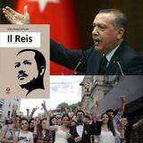 Balkania 17 febbraio 2017 - Cose turche