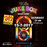 STUART BUSBY'S 1960's JUKEBOX - 15-7-2017 - 242 RADIO