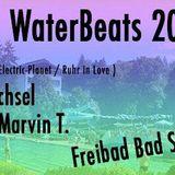 Dj HatReck-Krasser als das Wasser@Waterbeats2014