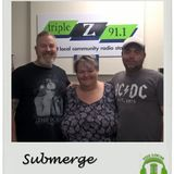 Interview with Submerge on The Local - SA - 19 April 2018