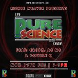 Richie Weaver - The Pure Science Show feat DJ Cropz & AC MC - Rough Tempo - 19th Feb 18