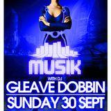 Gleave Live Musik @ Thompsons 30-9-12