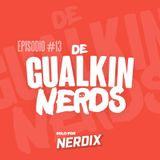 Degualkin Nerds #13 - Review especial al nuevo trailer de Suicide Squad / Ataque de noticias
