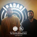 The Tuckshop Breakfast Show - 20th August 2017