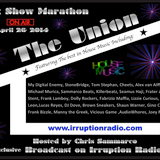 MAFFA@Mix Show Maraton - THE UNION on Irruption Radio