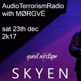 Audio Terrorism Radio with MORGVE 12 23 2017 futuremusic.fm