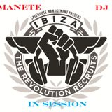 Manete Dj In Session The Revolution Recruits