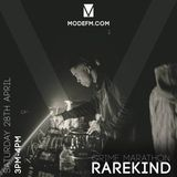 28/04/18 - Rarekind - Grime Marathon - Mode FM