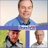 The Ministry Hour - Andrew Wommack, Derek Prince and Colin Urquhart 12th March 2019