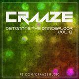 [EDM / HOUSE] Detonate the Dancefloor #8 (Live Mix)