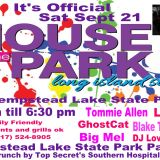21 Days Of  Our House in the Park Day 17