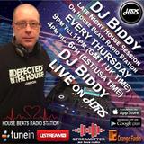 DJ BIDDY LIVE ON HOUSE BEATS RADIO STATION 17TH MAY 2018