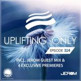 Ori Uplift - Uplifting Only 324 (incl. Jerom Guestmix) (April 25, 2019) [All Instrumental]