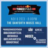DJ Marquinhos Espinosa - Brazil - Red Bull Thre3style World DJ Championship: Night 4
