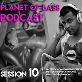 Planet Of Bass Podcast with Isak Gomez - Session 10 Zurich, Switzerland