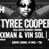 Tyree Cooper | LIVE @ Housepitality | 11/27/13
