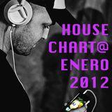 EMILIO GONZALEZ - HOUSE CHART @ ENERO 2012 // DJMIX 001