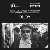 Bondage Music Radio #74 mixed by Dilby