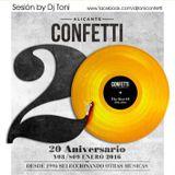 20 Años De Confetti (2016)