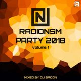 DJ Bacon RadioNSM Party 2018 vol. 1