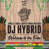 DJ Hybrid - Jungle Tribe Promo Mix 2018