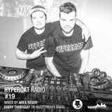 Hypercat Radio #19 - 05.02.2015 / BigCityBeats Radio - Mixed by Arya Reddy