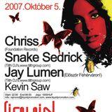 Kevin Saw - Liquid Friday  WarmUp 2007.09.05