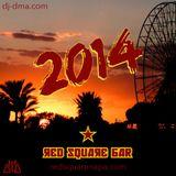 DJ DMA - RED SQUARE BAR MIX - 2014