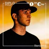 Illenium (Seeking Blue, Kasaya Recordings) @ Diplo and Friends Radio Show, BBC 1Xtra (29.10.2017)