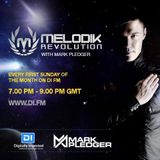 """Blue Warrior guest mix for Melodik Revolution """"28"""" played by Mark Pledger"""