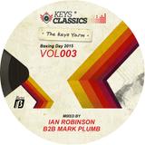 KC VOL 003 - Mixed By Ian Robinson & Mark Plumb