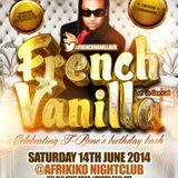 #FrenchVanillaUk - Let Us Dance! Mix CD