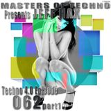 MaSTeRS oF TeCHNo presents Techno 4.0 - Episode 062 part1 by Jeff Hax