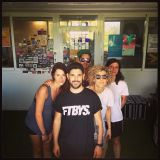 TINI & THE GANG - IT COULD BE WORSE @ IBIZA SONICA STUDIOS - 15TH JULY 2014
