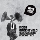 1605 Podcast 201 with Koen Groeneveld