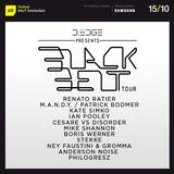 Boris Werner  -  Live At D.Edge Pres. Black Belt Tour, Baut Club (ADE 2104)  - 15-Oct-2014